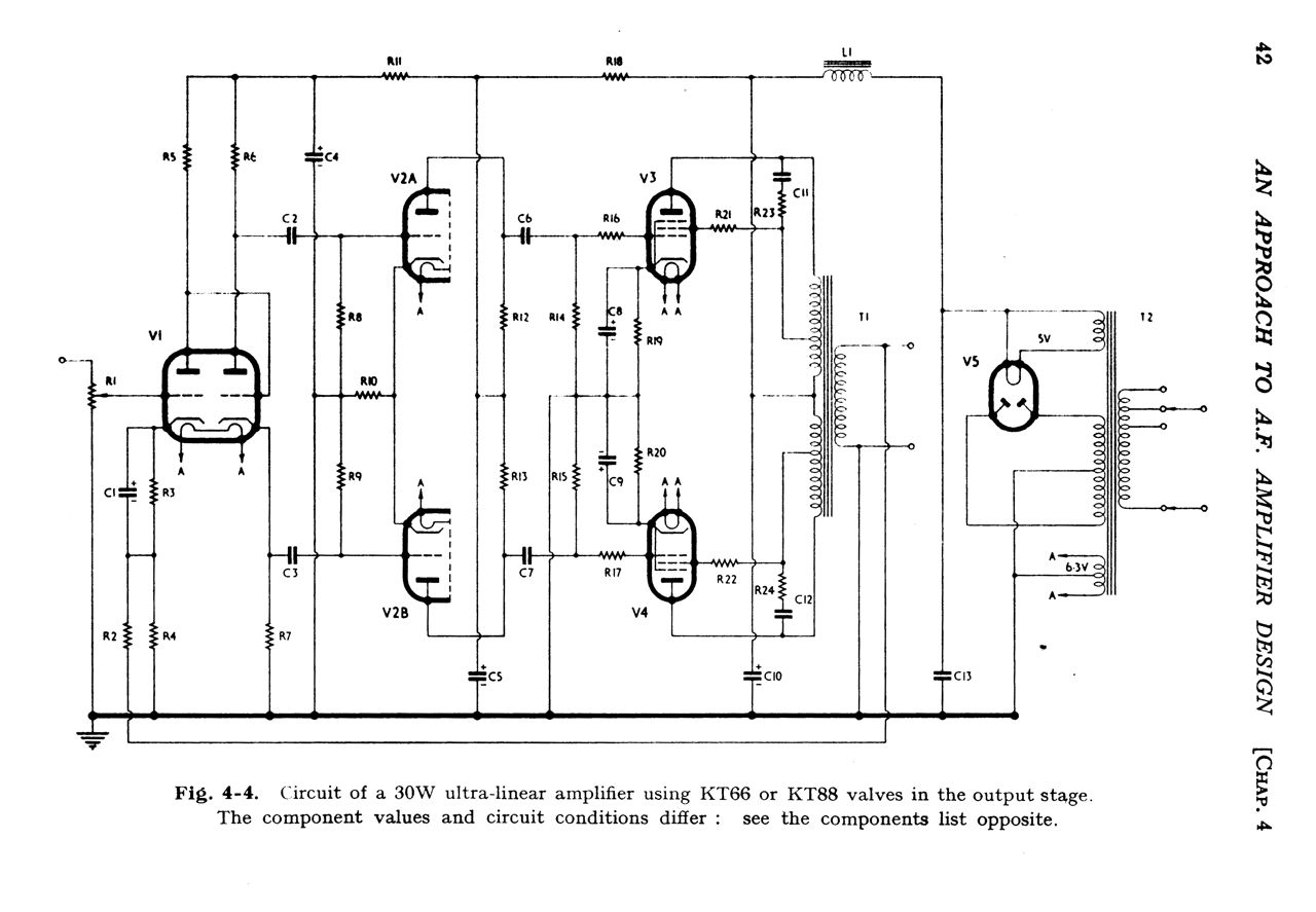 Audio Power  lifiers Schematic Diagram as well Vintage leak stereo50 together with Electrical Diagram Symbols as well Harvard Mark I further 300B SET  lifier. on vacuum tube circuits